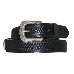 Cintura Jack Daniel's rawhide
