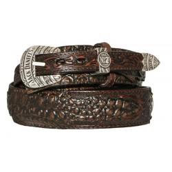 Cintura Jack Daniel's alligatore