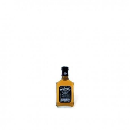 Jack Daniel's  Etichetta nera Bottiglia vetro 20cl
